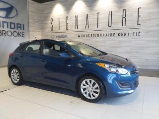 Used 2014 Hyundai Elantra GT GL+A/C+BANCS CHAUFFANTS+BLUETOOTH+CRUISE for sale in Sherbrooke, QC