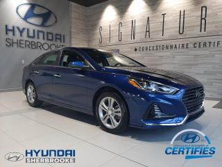 Used 2019 Hyundai Sonata PREFERRED+TOIT+CAMERA+BANCS/VOLANT CHAUF for sale in Sherbrooke, QC