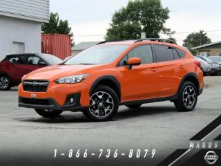 Used 2018 Subaru XV Crosstrek TOURING + AWD + CAMÉRA + MAGS + BLUETOOT for sale in Magog, QC