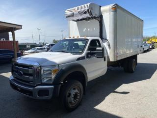 Used 2016 Ford F-550 Chassis XL for sale in Belleville, ON