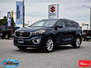 Used 2017 Kia Sorento LX AWD ~Heated Seats ~Bluetooth ~Park Assist for sale in Barrie, ON
