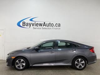 Used 2019 Honda Civic LX - AUTO! HTD SEATS! REVERSE CAM! ADAPTIVE CRUISE! + MORE! for sale in Belleville, ON
