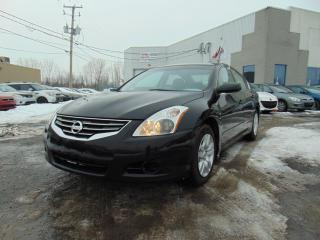 Used 2012 Nissan Altima ****TRES PROPRE******BAS KILOMÉTRAGE**** for sale in St-Eustache, QC