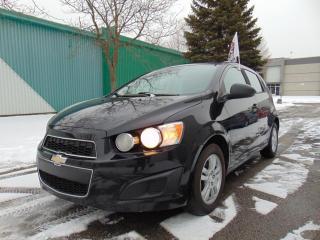 Used 2012 Chevrolet Sonic *****IDEAL POUR ÉTUDIANT******AUTOMATIQU for sale in St-Eustache, QC