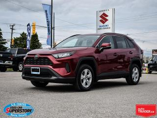 Used 2019 Toyota RAV4 LE AWD ~Heated Seats ~Backup Camera ~Bluetooth for sale in Barrie, ON