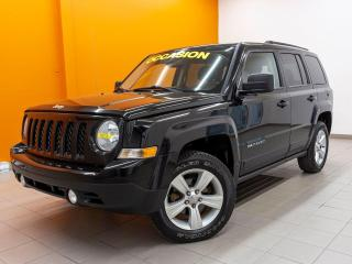 Used 2014 Jeep Patriot NORTH 4X4 *TOIT OUVRANT* BLUETOOTH *USB* PROMO for sale in Mirabel, QC