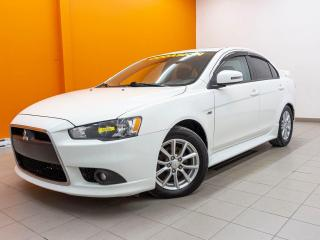 Used 2015 Mitsubishi Lancer AWD BLUETOOTH SIÈGES CHAUFFANTS *TOIT OUVRANT* for sale in Mirabel, QC