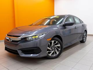 Used 2016 Honda Civic EX SIÈGES CHAUFFANTS CAMÉRA TOIT OUVRANT *BAS KM* for sale in Mirabel, QC