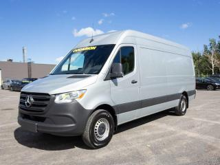 Used 2019 Mercedes-Benz Sprinter 2500 HIGH ROOF *DIESEL* CAMERA RECUL *HITCH* PROMO for sale in Mirabel, QC