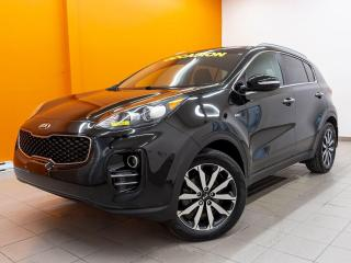 Used 2018 Kia Sportage EX AWD *SIEGES CHAUF* CAMÉRA *ANDROID AUTO* PROMO for sale in Mirabel, QC