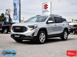 Used 2020 GMC Terrain SLE AWD ~Nav ~Camera ~Panoramic Roof ~Heated Seats for sale in Barrie, ON