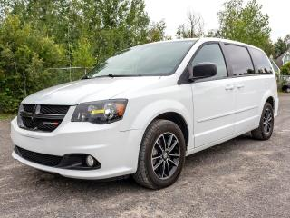 Used 2017 Dodge Grand Caravan BLACKTOP *DVD* CAMERA *STOW'N'GO* BLUETOOTH *PROMO for sale in Mirabel, QC