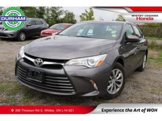Used 2015 Toyota Camry SE for sale in Whitby, ON