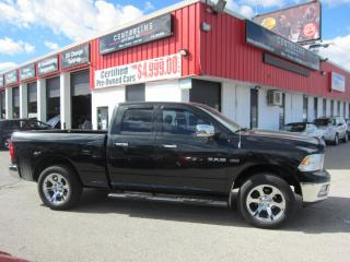 Used 2010 RAM 1500 Laramie $16,595+HST+LIC FEE / CERTIFIED / LEATHER for sale in North York, ON