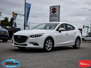 Used 2018 Mazda MAZDA3 GX ~Backup Camera ~Bluetooth ~SkyActiv Technology for sale in Barrie, ON