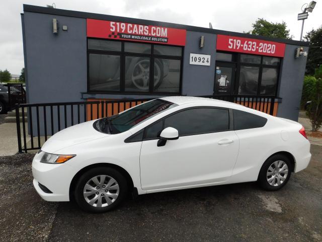 2012 Honda Civic LX | Bluetooth | Cruise | Low Kms