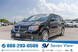 Used 2020 Dodge Grand Caravan Premium Plus NAVI/POWER DOORS for sale in Concord, ON