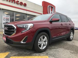 Used 2018 GMC Terrain SLE for sale in Simcoe, ON