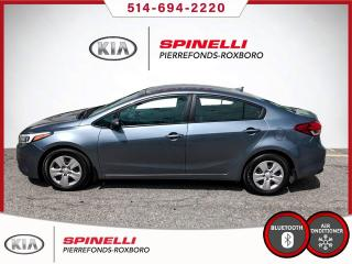 Used 2017 Kia Forte LX BAS KM for sale in Montréal, QC