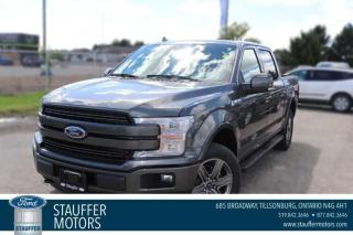 New 2020 Ford F-150 Lariat for sale in Tillsonburg, ON