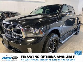 Used 2016 RAM 1500 Longhorn **LIMITED EDITION** for sale in Calgary, AB