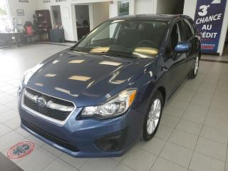 Used 2013 Subaru Impreza AUTOMATIQUE  / GROUPE TOURISME / SIÈGE C for sale in Sherbrooke, QC