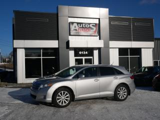 Used 2010 Toyota Venza AWD + VITRES TEINTÉES + INSPECTÉ for sale in Sherbrooke, QC