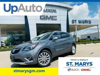 New 2020 Buick Envision Premium AWD for sale in St. Marys, ON
