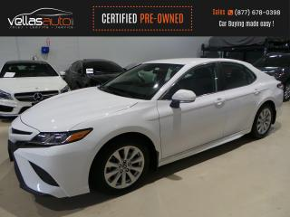 Used 2019 Toyota Camry SE  LEATHER TRIM  HEATED SEATS  R/CAMERA for sale in Vaughan, ON