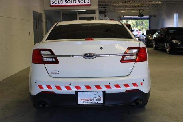 2013 Ford Police Interceptor Utility Police Interceptor