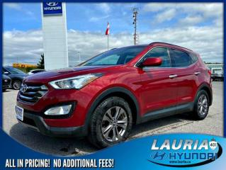 Used 2014 Hyundai Santa Fe Sport 2.4L AWD Premium - Low kms for sale in Port Hope, ON