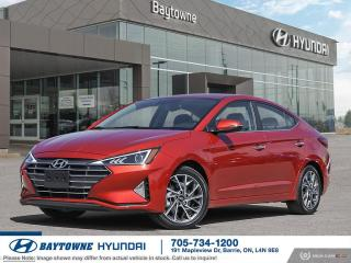 New 2020 Hyundai Elantra Luxury IVT for sale in Barrie, ON