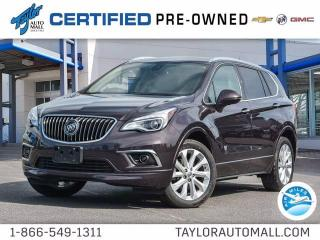 Used 2018 Buick Envision Premium II for sale in Kingston, ON