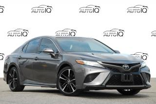 Used 2018 Toyota Camry XSE for sale in Kitchener, ON