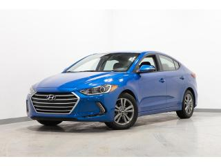 Used 2017 Hyundai Elantra Auto GL MAGS BLUETOOTH SIEGES CHAUFFANT for sale in Brossard, QC
