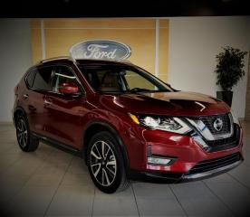 Used 2018 Nissan Rogue SL/PLATINE - TECH - CUIR/TOIT/GPS - FULL for sale in Drummondville, QC