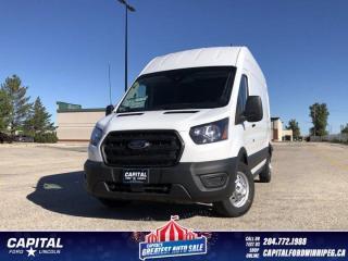 New 2020 Ford Transit Cargo Van for sale in Winnipeg, MB