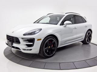Used 2018 Porsche Macan GTS AWD NAV TOIT PANO CUIR BLUETOOTH for sale in Brossard, QC