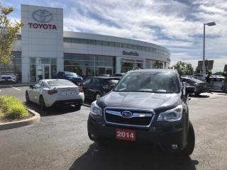 Used 2014 Subaru Forester 2.0XT Touring MOONROOF - LEATHER for sale in Stouffville, ON