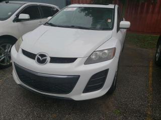 Used 2010 Mazda CX-7 GX Engine:2.5L I4 DOHC 16V for sale in Barrie, ON