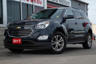 Used 2017 Chevrolet Equinox LT BACKUP CAM - HEATED SEATS - CLEAN for sale in Chatham, ON