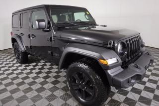 New 2021 Jeep Wrangler UNLIMITED SPORT for sale in Huntsville, ON