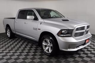 Used 2016 RAM 1500 Sport 5.7L HEMI V8, CREW CAB WITH 6