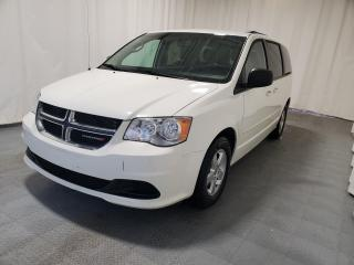 Used 2016 Dodge Grand Caravan SXT for sale in Regina, SK