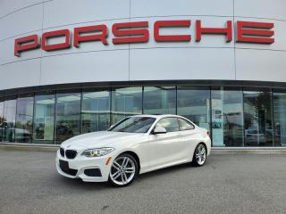 Used 2016 BMW 2 Series xDrive Coupe for sale in Langley City, BC