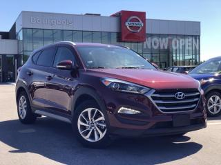 Used 2017 Hyundai Tucson Premium BLIND SPOT MONITORING, HEATED SEATS for sale in Midland, ON