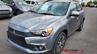 Used 2016 Mitsubishi RVR GT AWD/TOIT PANO/MAGS 18P/CAMÉRA RECUL/GARANTIE for sale in St-Hubert, QC