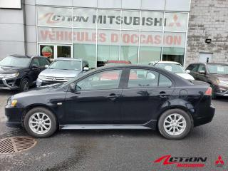 Used 2013 Mitsubishi Lancer SE, A/C+BLUETOOTH+MAGS+BANC CHAUFFANTS+GARANTIE+++ for sale in St-Hubert, QC
