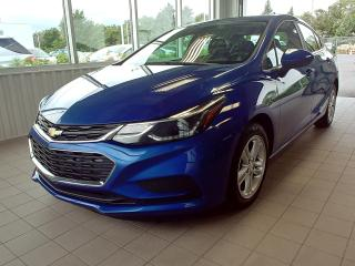 Used 2017 Chevrolet Cruze LT  camera recul - air climatise - automatique for sale in Ste-Julie, QC