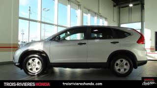Used 2015 Honda CR-V LX + 2WD + BAS KILO + VITRES TEINTEES! for sale in Trois-Rivières, QC